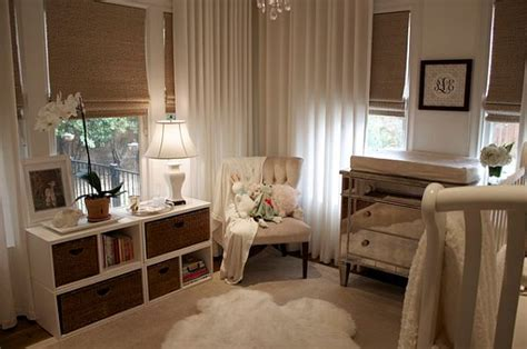 window treatments for nursery room adding style to your home with modern window blinds