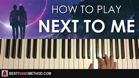 Tutorial Piano Next To Me   how to play imagine dragons next to me piano tutorial