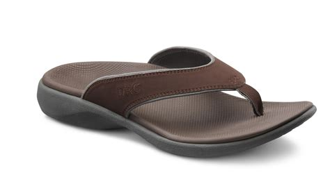 orthotic sandals mens dr comfort collin s supportive orthotic sandals ebay