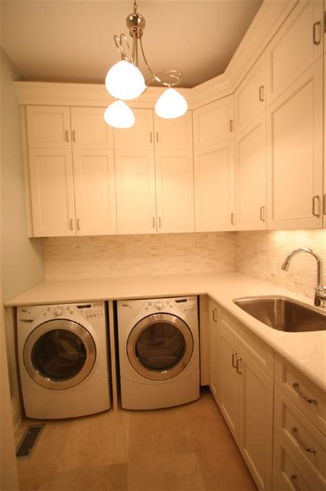 built in laundry built in laundry room laundry room by interior works inc