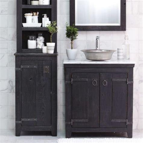 painting bathroom vanity black furniture wondrous reclaimed wood furniture bathroom