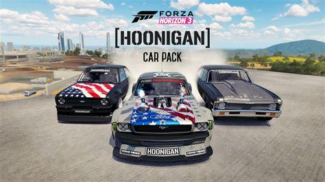 hoonigan cars buy once hoon twice xbox partners with hoonigan and ken