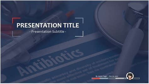 Free Antibiotics Ppt 64517 Sagefox Powerpoint Templates Antibiotics Ppt Templates Free