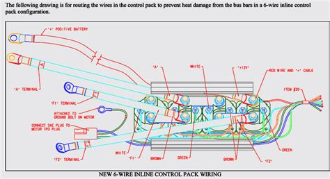 warn winch 5 pin wiring diagram wiring diagram schemes