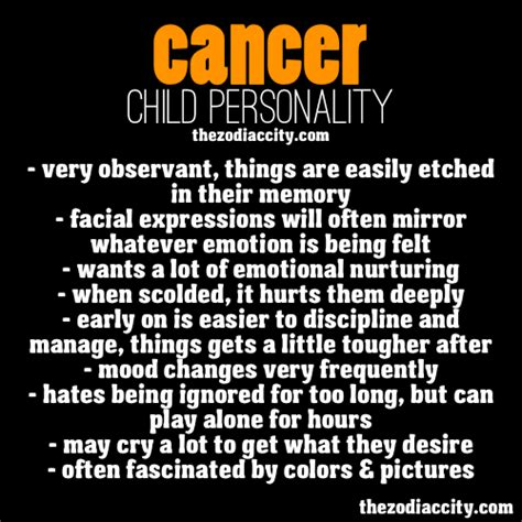 repost cancer child personality