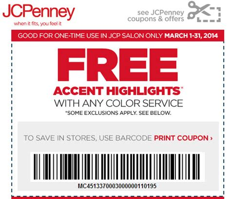 jcpenney printable coupons april 2016 image gallery jcpenney coupons 2016