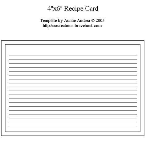 card photo templates home 4 215 6 photo card template free recipe card template free