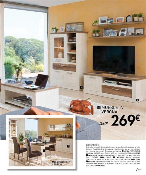 muebles de salon muebles de sal 243 n cat 225 logo conforama 2018 imuebles