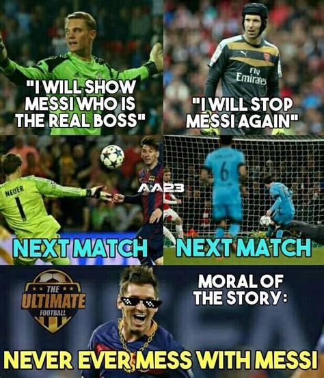 Funny Messi Memes - king messi football jokes pinterest messi football