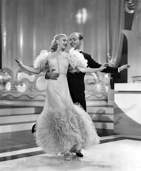swing 1930s ginger rogers muses cinematic women the red list