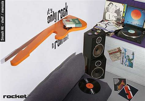music themed home decor rock n roll room decorating ideas from italian designers