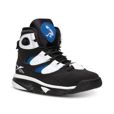 reebok basketball sneakers reebok s insta shaq attaq 4 basketball sneakers