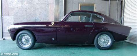 first ferrari ever made one of the first and slowest ferraris ever built goes on