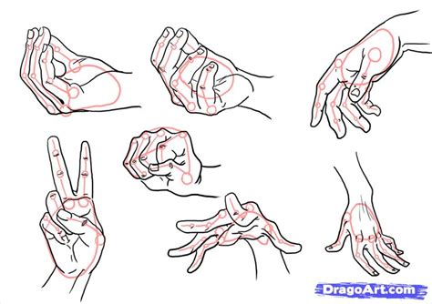 tutorial drawing online how to draw hands step by step hands people free