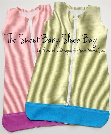 design pattern used in hibernate the sweet baby sleep bag pattern at sew mama sew