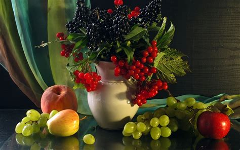 imagenes hd uvas papeis de parede frutas natureza morta uvas vaso alimentos