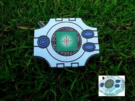 Digimon Digivice Papercraft - digimon adventure digivice po archives