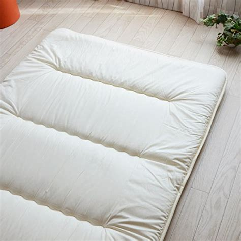 traditional japanese futon mattress emoor japanese traditional mattress futon 6 fold twin size