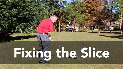 why does my golf swing slice right how to fix a slice with ball flight laws golf