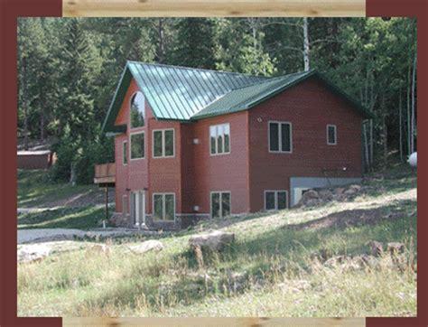 englewood pines cabin outside of rapid city south dakota