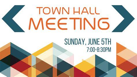 meeting hall town hall meeting torch of faith grayslake illinois