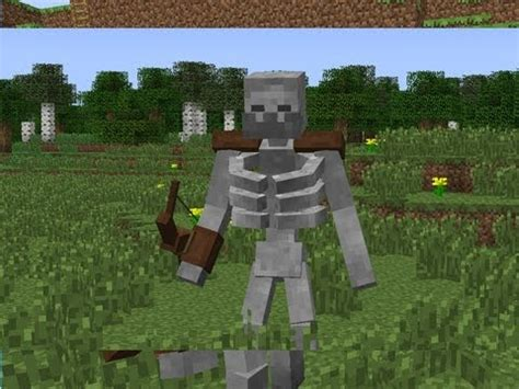 minecraft coloring pages mutant skeleton minecraft mutant skeleton mod episode 991 youtube
