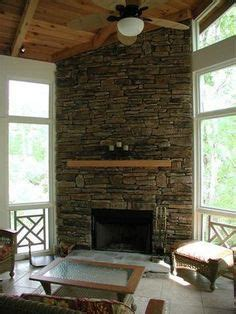 fabulous floor to ceiling stacked stone fireplace design fabulous floor to ceiling stacked stone fireplace design