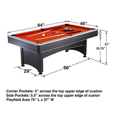 7 foot multi games table hathaway maverick 7 foot pool and table tennis multi game