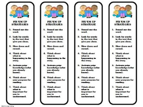 printable good reader bookmarks classroom freebies bts free reading strategy bookmarks