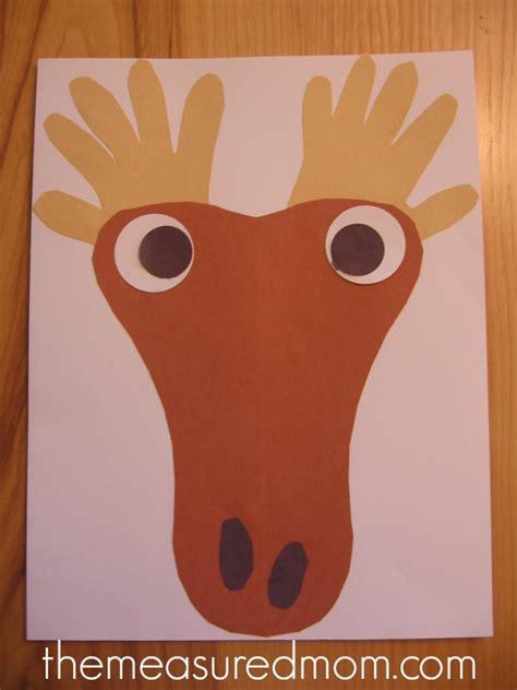 moose crafts for image gallery moose craft