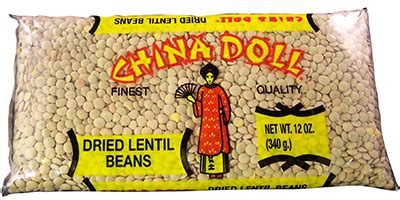 china doll beans china doll lentil beans