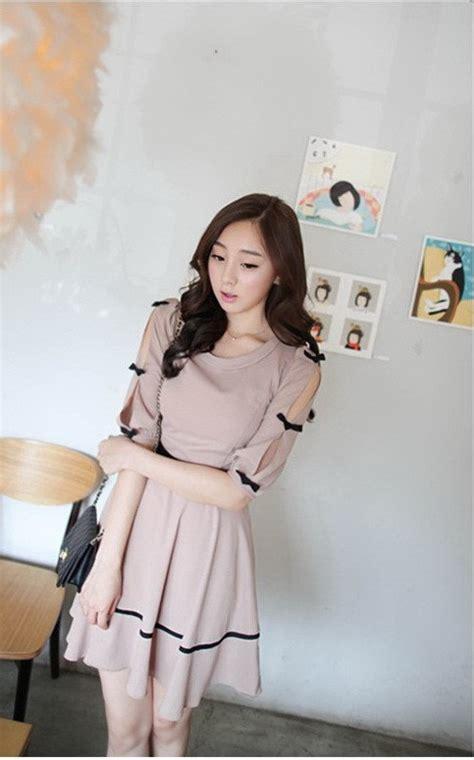 Dress Korea Black Import Ds3529 dress korea murah gaun wanita dress import model korea