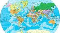 Imagenes De El Mapa Mundi  Imagui