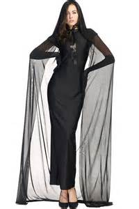 black ghost witch costume witch costumes for women