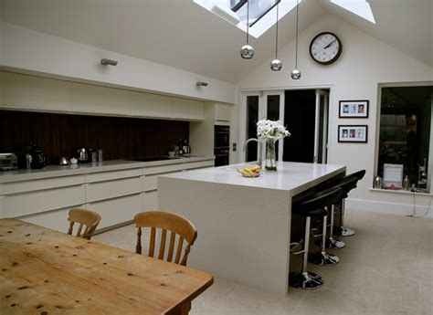 Rational Kitchens Cardiff Contemporary Kitchen Kitchen Design Cardiff