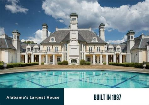 larry house medpartners alabama s largest house by the numbers mansion to be auctioned december 20th at trump
