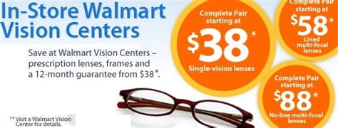 free eye info avail walmart eye coupons and get