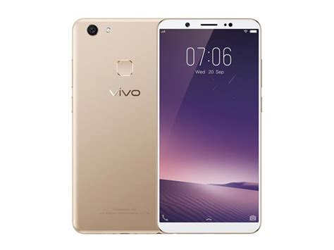 Vivo V7 Plus Smartphone vivo v7 with 24mp selfie now official in the