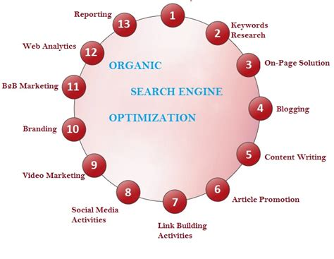 Organic Search Engine Optimization Services by Promote Your Website Through Organic Seo