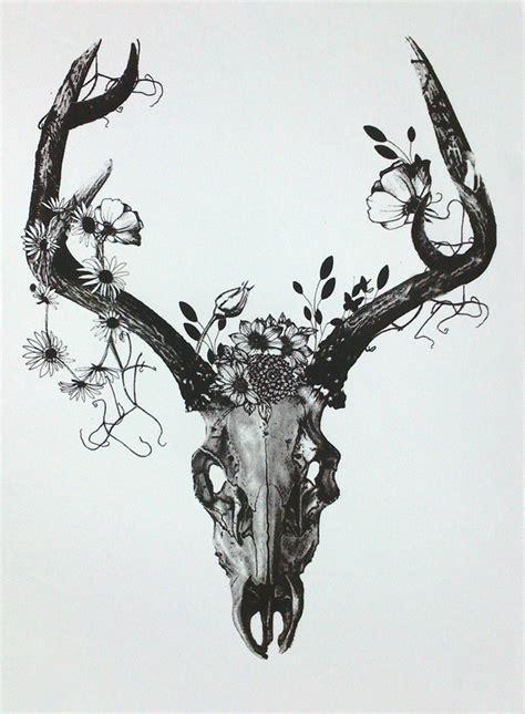 deer skull tattoo design deer skull tattoos search tattoos