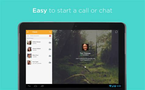 oovoo apk oovoo call text voice apk free social android app