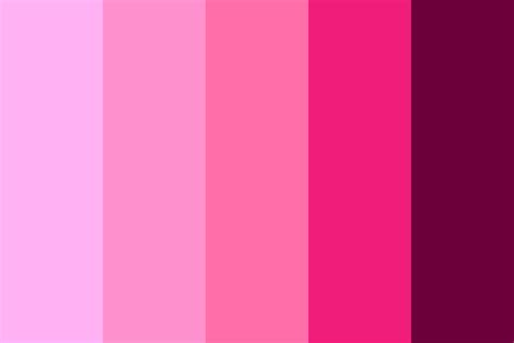 rasberry color raspberry jam color palette