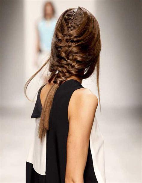 Coiffure Cheveux Fins by Coiffure Cheveux Fin En Tresse 30 Coiffures Pour Les