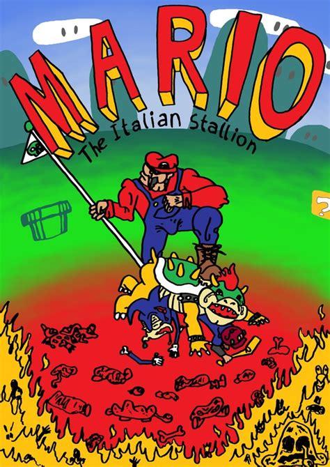 mario  italian stallion pt  sourjovis  newgrounds