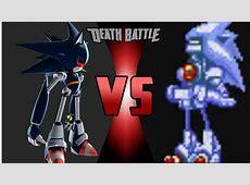 Mecha Sonic vs Turbo Mecha Sonic | Death Battle Fanon Wiki ... Mecha Mario Vs Metal Sonic