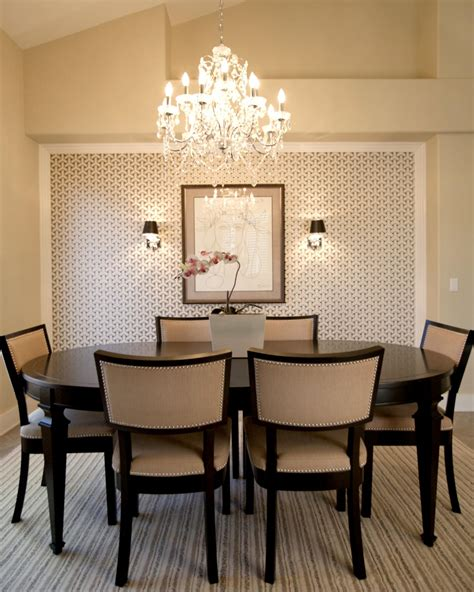 Chandelier Dining Room Inspiring Transitional Dining Room Chandeliers Plushemisphere