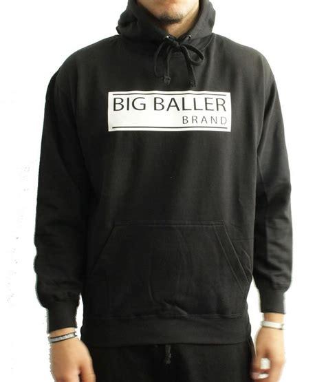 Hoodie Logo Big Baller Brand Bbb loyalty hoodie lavar s big baller brand lonzo