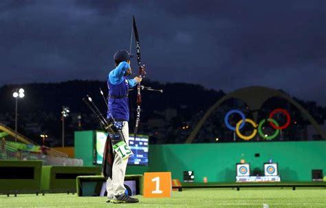 2016 summer olympics archery archery u s young gun garrett sets up ellison showdown