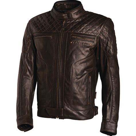 vented leather motorcycle jacket richa memphis leather motorcycle jacket ce armoured