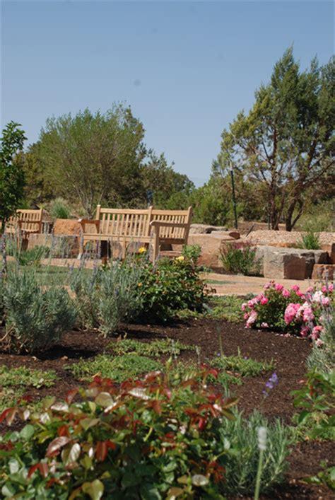 santa fe botanical garden at museum hill santa fe